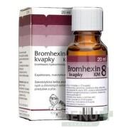 BROMHEXIN 8-KVAPKY KM gtt  20ml 8mg/ml