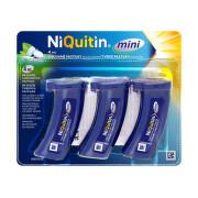 NiQuitin Mini 4 mg pas ord 60x4mg (3x20)
