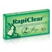 RapiClear Tehotenský test 2 Strips 1ks