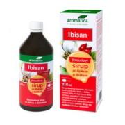 aromatica IBISAN Skorocel.sirup so šípkou a ibiš. 210ml