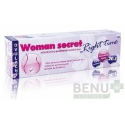 Woman secret RIGHT TIME ovulačný test 1x20ks