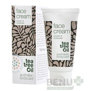 ABC Tea Tree Oil FACE CREAM - Pleťový krém crm 50 ml