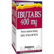 IBUTABS 400 mg 1x50 ks tbl flm 50x400mg