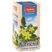 APOTHEKE Kotvičník zemný 20x1,5g