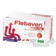 Flebaven 500 mg filmom obalené tablety flm tbl 90