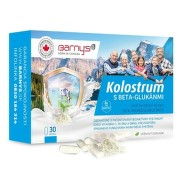 BARNY'S Kolostrum s beta-glukánmi 30 kapsúl