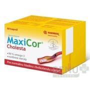 FARMAX MaxiCor Cholesta cps 1x60