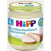 HiPP Príkrm BIO Kuracie mäso - pyré 1x125 g