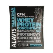 ALAVIS Maxima srvátkový proteínový koncentrát 80% 30 g