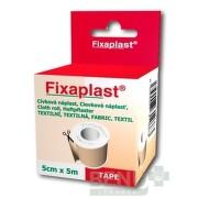 FIXAplast Cievková náplasť 5cm x 5m 1x1 ks