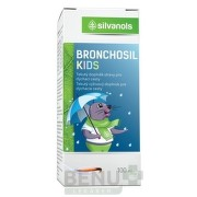 silvanols BRONCHOSIL KIDS 1x100 ml