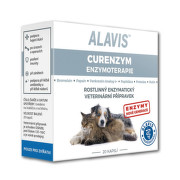 ALAVIS Enzymoterapia pre psy a mačky 20 kapsúl