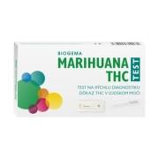 BIOGEMA Test marihuana THC 1 kus