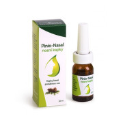 PINIO-NASAL Nosné kvapky 10 ml