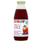 HiPP Štava z červených plodov 500 ml