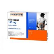 DICLOBENE 140 g liečivá náplasť 5 kusov