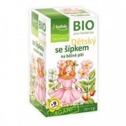 APOTHEKE BIO Selection detský ovocný čaj so šípkou 20 x 2 g