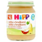 HiPP Príkrm ovocný jablká s hruškami 125 g