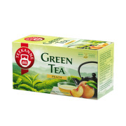 TEEKANNE Green tea broskyňa 20 x 1,75 g