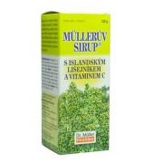 MÜLLEROV SIRUP s islandským lišajníkom a vitamínom C 320 g