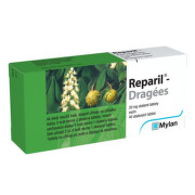 REPARIL-Dragées 20 mg 40 tabliet