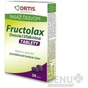 Fructolax Ovocie a vláknina TABLETY 1x30 ks tbl 30