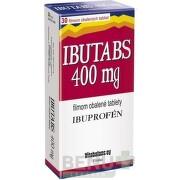 IBUTABS 400 mg 1x30 ks tbl flm 30x400mg