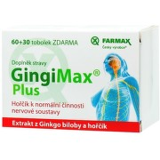 FARMAX GingiMax Plus cps 60+30 zdarma