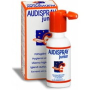 AUDISPRAY JUNIOR SPREJ NA UŠNÚ HYGIENU 25ml