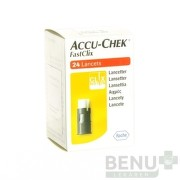 ACCU-CHEK FastClix Zásobník lancetový 24ks