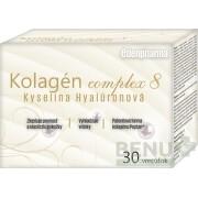 EDENPHARMA Kolagén complex 8 + Kyselina hyalurónová 30 kusov