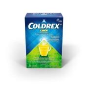 COLDREX Horúci nápoj citrón 10 vrecúšok