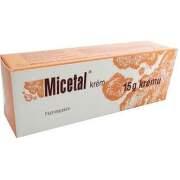 MICETAL krém crm 15g