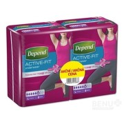DEPEND ACTIVE-FIT L pre ženy DUOPACK 2x8 ks