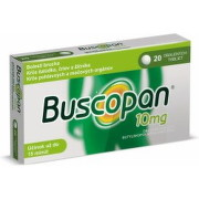 Buscopan tbl obd 20x10mg