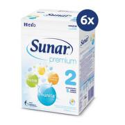 Sunar Premium 2 600g - balenie 6 ks