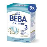 Beba optipro 3 (modra,inov.2019) 1x600 g - balenie 3 ks
