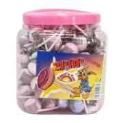 2POP Lízanka s hroznovým cukrom Swet'n Fun, v plast.doze, 125 ks x 10 g (1250 g)