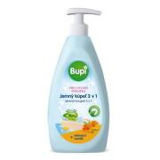 BUPI Baby jemný kúpeľ 3 v 1 500 ml