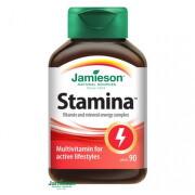 JAMIESON Stamina komplex vitamínov a minerálov 90 tabliet