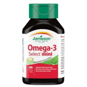 JAMIESON OMEGA-3 SELECT MINI cps 200