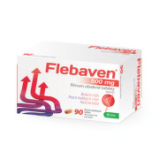 FLEBAVEN 500 mg 90 tabliet