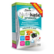 NUTRIKAŠA Probiotic rakytník a ACAI 3 x 60g