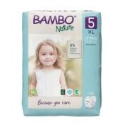 BAMBO 5 Detské plienky priedušné 22 kusov