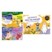 LEROS Aktivity pre najmenších s byllinnými čajmi 1 set