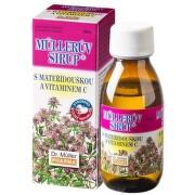 MÜLLEROV SIRUP s materinou dúškou a vitamínom C 320 g