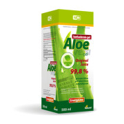 VIRDE Aloe vera barbadensis gél 500 ml