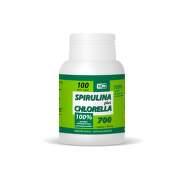 VIRDE Spirulina + Chlorella 100 tablety