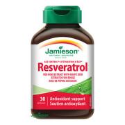 JAMIESON RESVERATROL 50 mg cps 30