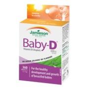 JAMIESON Baby D vitamín D3 kvapky 11,7 ml